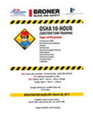 OSHA 10 Hour Training- General Industry